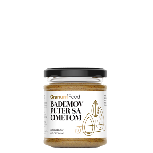 Almond Butter with Cinnamon